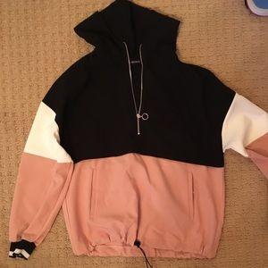 Zara workout jacket!
